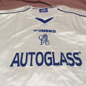 Vintage Chelsea FC Jersey